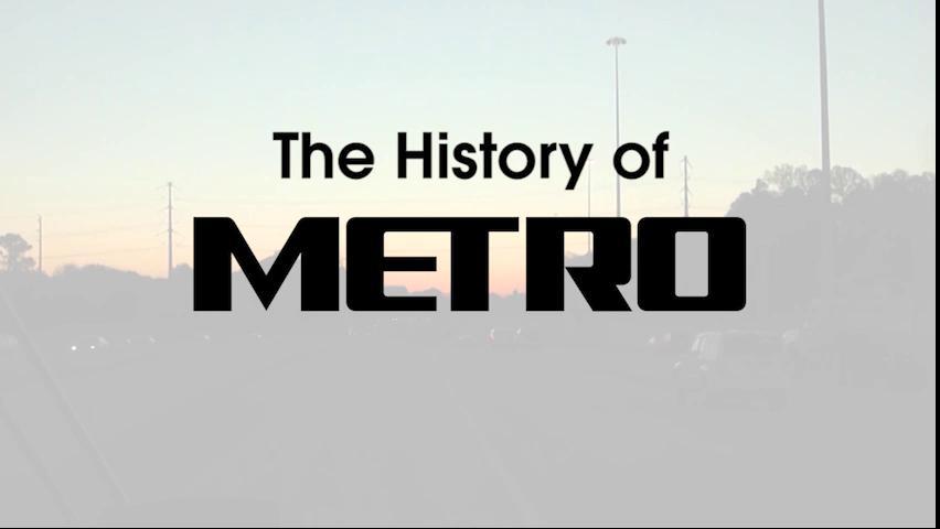 History of METRO